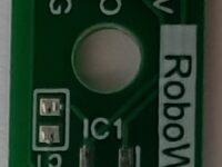 חיישן מגנטי בי פולארי \ חיישן הול אפקט H-527C