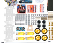 R211 ערכה ללימוד רובוטיקה –  ותכנות ארדואינו