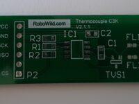 טרמוקאפל C3K לטמפרטורה גבוהה