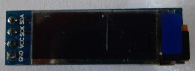 G128-64 מסף OLED 128X64